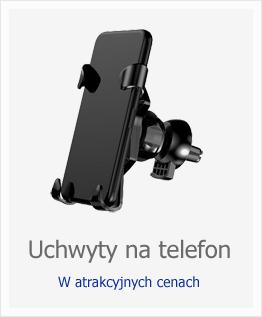 Uchwyty na telefon